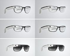 Google Glass Going Mainstream Late This Year With 4 New Frames #GoogleGlass #Tech