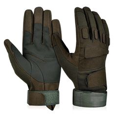Adiew Full Finger Tactical Gloves