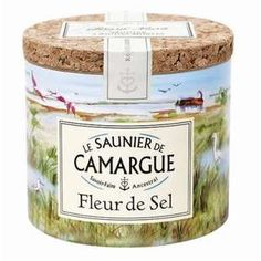 This is the fleur de sel that I use.