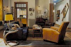 'Bones' Agent Booth's apartment