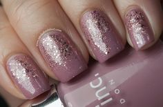 Nails Inc Bruton Street & China Glaze Material Girl