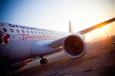 Ready to fly ! Tomorrowland Airplane. #tomorrowland