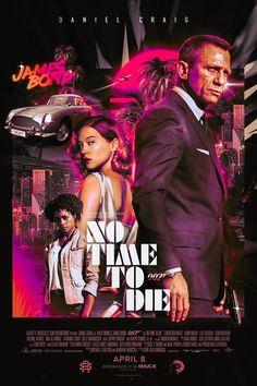 James Bond: No time to die! FanArt poster by SneakyArts. Okja Movie, Alien Movie Poster, James Bond Movie Posters, Fire Movie, Disney Movie Posters, James Bond Movies, James Movie, Style James Bond, James Bond Girls
