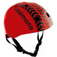 Kiddimoto Kids Helmet - Red Tyre (Small 2-5 years) Kiddimoto