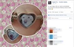 Memorable charm for your cute puppy. ---Soufeel