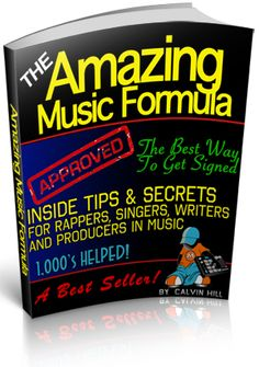 Music Industry - Discover The Amazing Formula That Really Sells Music And Make $100,000 A Year! www.digitalbookshops.com #Arts #Entertainment #Art #Music