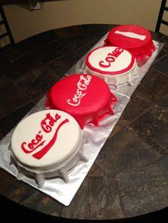 coke birthday images | Coca-Cola Bottle Caps! | Whiskie Business