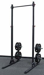 CFF- Beast Pro Series Half Rack 2.0 With Olympic Plate Tree