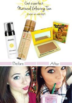 How To Get Natural Makeup Look