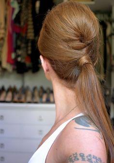Mais um cabelo lindo da Julia Petit