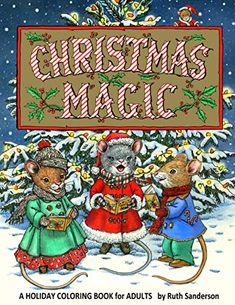 Adult Coloring, Coloring Books, Coloring Pages, Christian Holidays, Outline Drawings, Christmas Pictures, Christmas Colors, Book Club Books, Book Activities