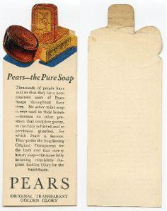 Pears c1910