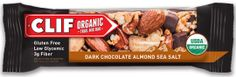 Organic? Sea salt? Almonds? Chocolate? Yes, please! Welcome, loyal GGR supporter Clif!