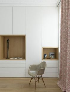 Trendy Bedroom Furniture Ideas Wardrobe Built Ins 54 Ideas Built In Furniture, Bedroom Furniture, Furniture Design, Furniture Ideas, Wardrobe Storage, Built In Wardrobe, Storage Room, Interior Architecture, Interior Design