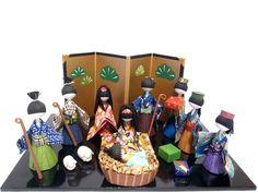Japanese Nativity