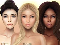 !Elyze-skins @Skin fair | Flickr - Photo Sharing!