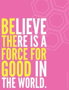 Be a Force for Good.  Origami Owl.