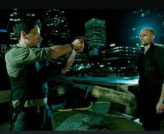 Welcome To The Punch climax Scene James mcavoy with Mark Strong