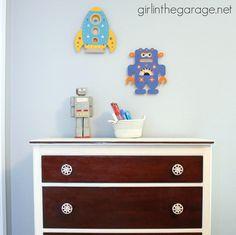 dresser makeover u0026 design ideas enjoy your living space