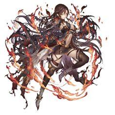 Female: Elementaler
