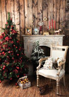 Как украсить квартиру в год Обезьяны. Декор дома на Новый год 2016 - идеи
