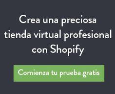 crear una tienda virtual shopify