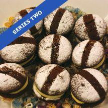Sarah's Chocolate Whoopie Pies