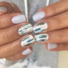 """103 Likes, 3 Comments - Polished by Jordan (@polishedbyjordan) on Instagram: """"Watercolors <3 #polishedbyjordan #ksalonandspa #shellac #shellacnails #pastels #springnails…"""""""