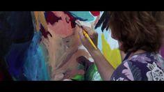 Sobre mim e meu trabalho...Arte é minha vida! Denise Schlickmann - Artista Plástica - Brasil