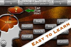 chain of thought app - good game for aphasia, word-finding
