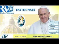 Ostermesse aus dem Vatikan live | Kathspace
