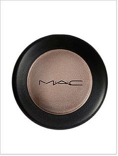 MAC Omega eyeshadow for light brown eyebrows - my favorite color for a soft brown eyebrow enhancer