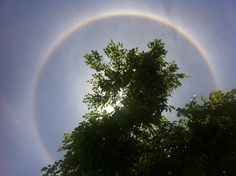 #Sun halo #sky #Light is Beautiful