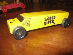 Diary of a Wimpy Kid Loded Diper (Loaded Diaper) van