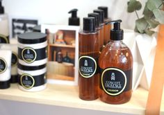 Liquid Marseille soap Calisson by Concept Provence