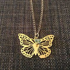 Butterfly Necklace | 1025