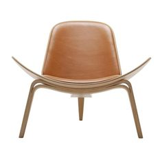 Carl Hansen Fauteuil lounge Carl Hansen CH07 Shell Chair | AmbienteDirect