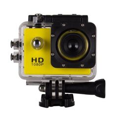 Mini Waterproof Action Camera 1080P HD