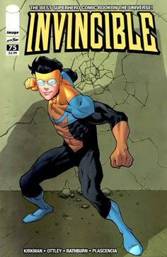 title invincible 75 publisher image comics cover date 2011 artist
