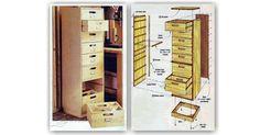 Stack Up Storage Plans - Workshop Solutions Plans, Tips and Tricks | WoodArchivist.com