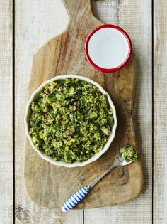 Weaning Recipes: Michela's beans, sweetcorn & spinach (no cook) Veggie Recipes Healthy, Fruit Recipes, Vegetable Recipes, Baby Food Recipes, Vegetarian Recipes, Healthy Food, Yummy Food, Whole Roasted Cauliflower, Cauliflower Recipes