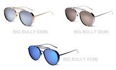 9a7cd26604 kfashionista AIRPORT FASHION item eyewear SUNGLASSES GENTLE MONSTER BIG  BULLY  GENTLEMONSTER  Round