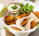 Recept: Falafel