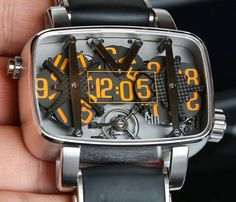 Hi-Tech Watches