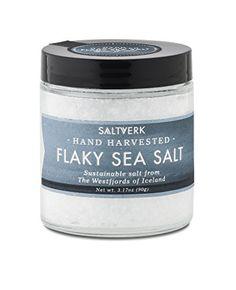 Icelandic Flaky Sea Salt, white, 3.17 OZ Saltverk Sustain... https://www.amazon.com/dp/B06XKSFW4P/ref=cm_sw_r_pi_dp_x_KTR0zbQVD8T5K