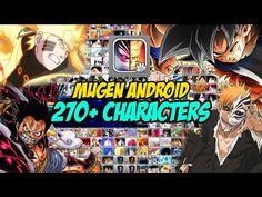 Naruto Mugen, Bleach, Game, Character, Pokemon Pictures, Gaming, Toy, Lettering, Games