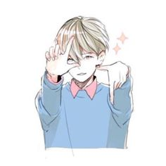 EXO Baekhyun and his bubblegum ❤ Chibi, Character Design, Exo Art, Drawings, Korean Art, Exo Fan Art, Art, Anime, Fan Art