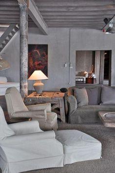 1000 images about wonen in landelijke stijl on pinterest van interiors magazine and magazine - Sofa landelijke stijl stijlvol ...