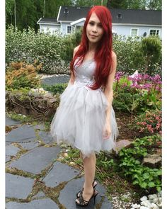 The dress was just like I expected and it came quickly to me. It fits like a dream and made me feel like a princess! It was more than perfect to my graduation. <3 From Manta #JJsHouse #Party #Prom