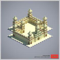 Arabesque Walls